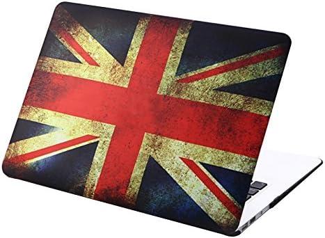 Fundas y Estuches para Mac, Caja protectora de plástico duro helada Modelo retro de la bandera de Estados Unidos para el MacBook Air de 11,6 pulgadas (SKU : S-MAC-0022D) : Amazon.es: