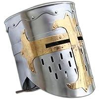 AnNafi Knights Templar Crusader Helmet Medieval Armor