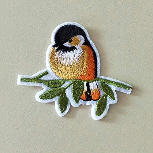 Patches - 1pc 3d Craft Sewing Embroidered Iron On