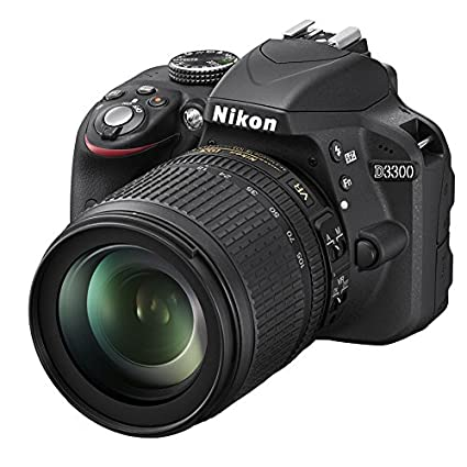 Nikon D3300 + 18-105 VR, VBA390K005: Amazon.es: Informática