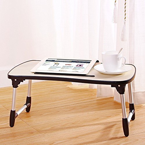 51IdKOmRbuL - lightweight Portable Folding Laptop Desk Sturdy Notebook Laptop Tray Bed CoffeeTable Reading Desk! #205