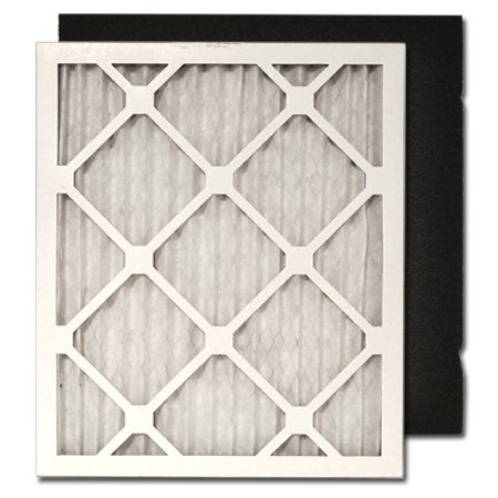 - Fantech RPFH1315 Replacement Filter Includes 1 Pre-Filter and 1 Carbon Filter