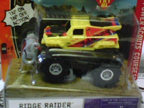 Matchbox Power Scouts Ridge Raider 4x4