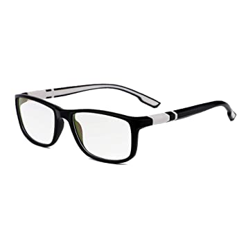 0a797b038aa1 Image Unavailable. Image not available for. Color  Men Women General Sport Eyeglass  Frames Myopia Optical Eyewear Frame ...