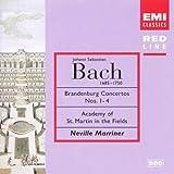 Brandenburg Concertos 1-4