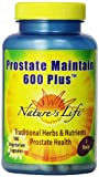 Cheap Nature's Life Prostate Maintain 600+ Veg Capsules, 100 Count