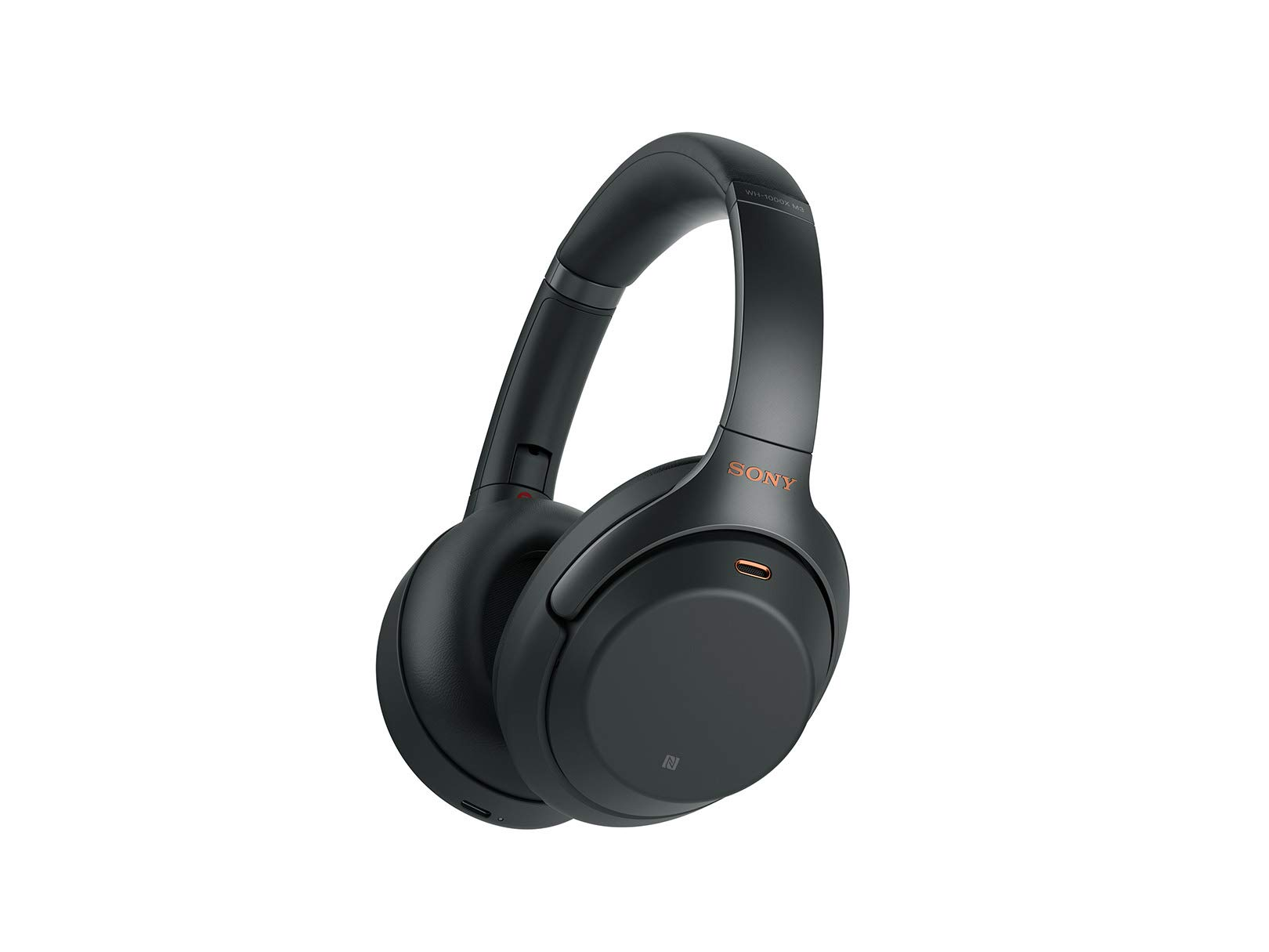Sony Noise Cancelling Headphones WH1000XM3: Wireless Bluetooth Over the Ear...