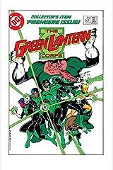 Green Lantern Corps (1986-1988) #201 Kindle Edition