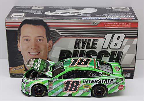 Lionel Racing Kyle Busch 2018 Interstate Batteries 1:24