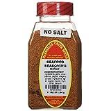 Marshalls Creek Spices Seafood Seasoning, No Salt, 11 Ounce