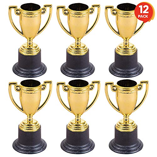 ArtCreativity Gold Plastic Trophies Kids product image