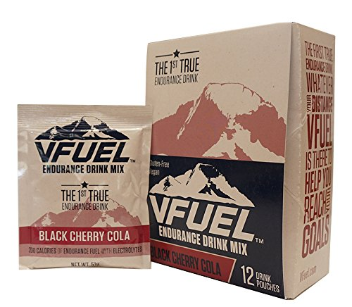 VFuel Endurance Drink Mix (Black Cherry Cola)