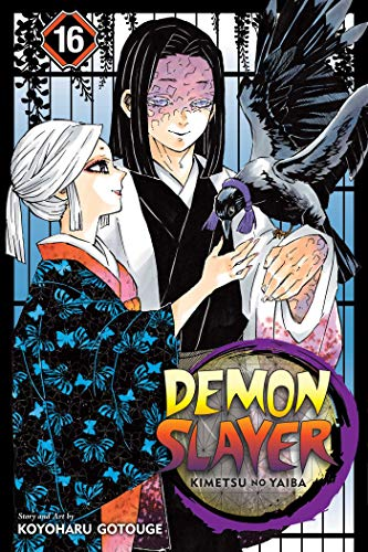 Demon Slayer: Kimetsu no Yaiba, Vol. 16 (16)
