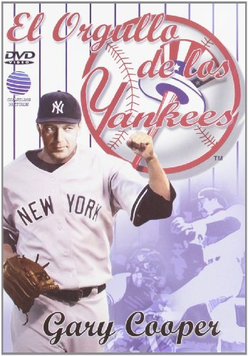The Pride of the Yankees (El orgullo de los yanquis) - Audio: English, Spanish - Region 2 - Spain Import