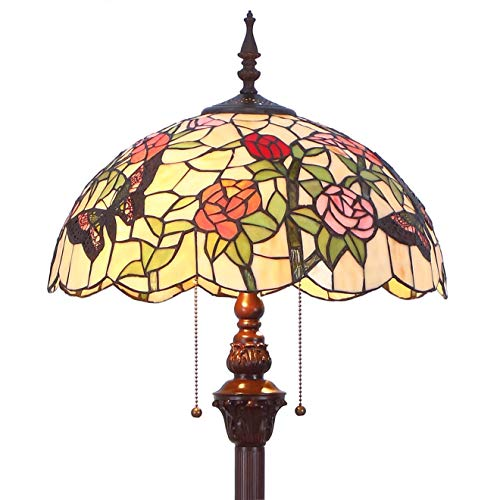Leaded Glass Outdoor Lighting in US - 5