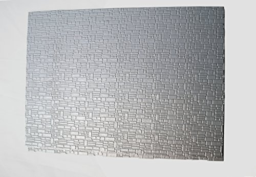 WWS Stone Wall Sections HO OO Gauge