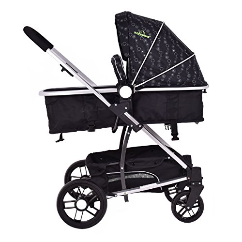 Costzon Infant Stroller 2 in 1