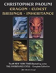 The Inheritance Cycle 4-Book Collection: Eragon; Eldest; Brisingr; Inheritance