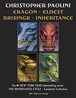 The Inheritance Cycle Complete Collection Eragon Eldest Brisingr