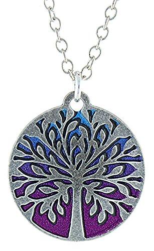 Earth Dreams-Tree of Life Necklace