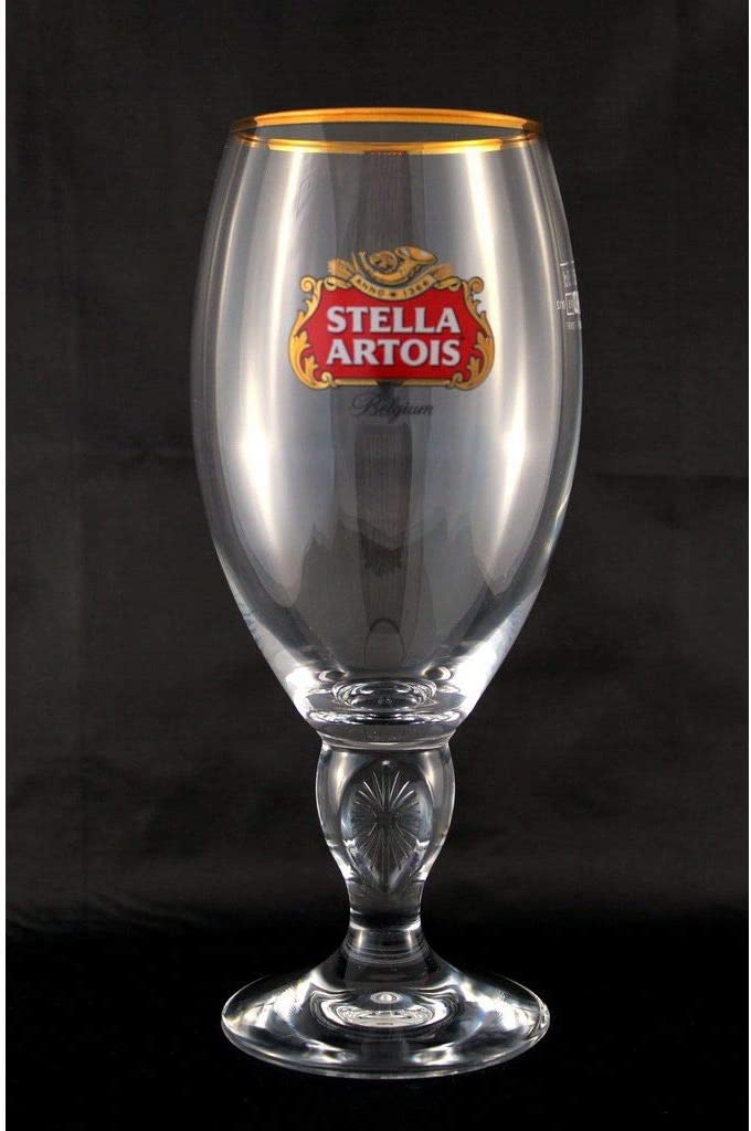 STELLA ARTOIS GLOBAL CHALICE GLASS 590ml