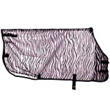 Tough-1 Zebra Mesh Fly Sheet 75 Purple Zebra
