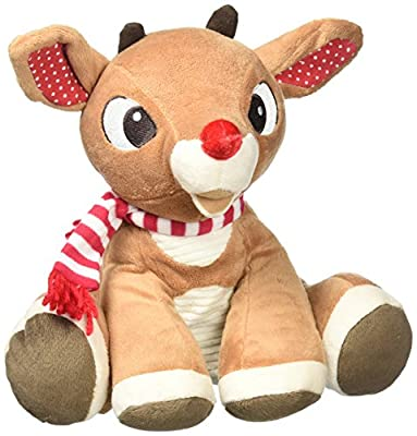 Rudolph Reindeer Plush Animal