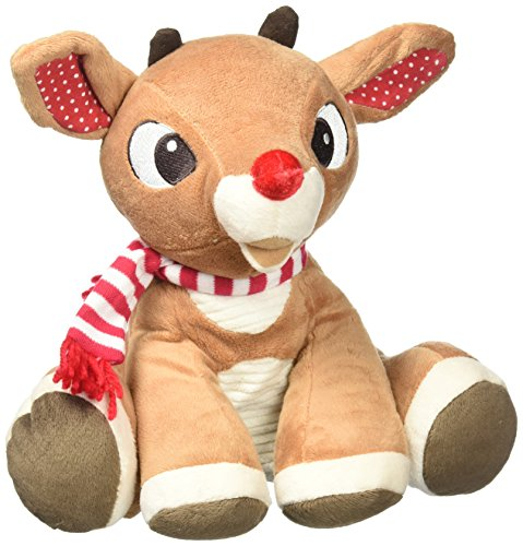 Kids Preferred Rudolph Reindeer Plush -