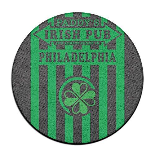 It's Always Sunny In Philadelphia Paddy's Irish Pub Unique Personalized Door Mats