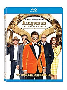 Kingsman 2 Amazon