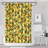 Yrung APU Nahasapeemapetilon Indian Kwik-E-Mart Operator Non-Fading Shower Curtains Sets Quick Drying Bathroom Window Curtain 71x71 Inch