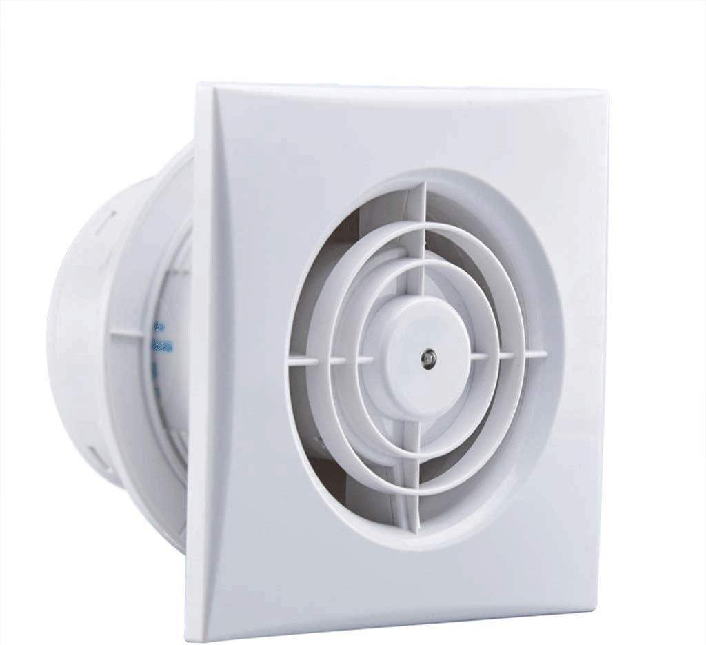 YUTRD ZCJUX Ventilador de ventilación - Ventilador de conducto Ventilador de Refuerzo Plástico Impermeable Tubo de ventilación Techo de Escape