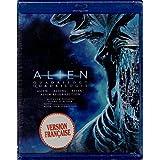 Alien Quadrilogie: Alien (1979) / Aliens: Le Retour - Aliens (1986) / Alien 3 (1992) / Alien: La Résurrection - Alien: Resurrection (1997) 4 FILMS (English/French) 2 versions de chaque film! - 2 versions of each film! (Widescreen) Cover Bilingue