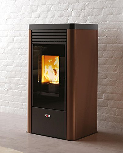 COLA Stufe a Pellet 8,27 kW Klean LA12X30Y: Amazon.it: Casa e cucina