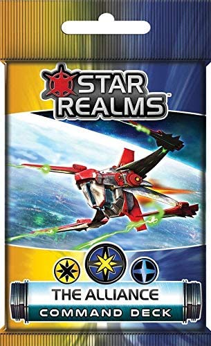White Wizard Games Star Realms: The Alliance Command Deck: Amazon.es: Juguetes y juegos