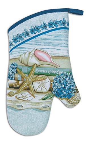 Mitt Oven Dee Designs Kay (Kay Dee Designs V0075 Stories of the Sea Oven Mitt)