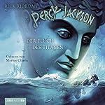Der Fluch des Titanen (Percy Jackson 3) | Rick Riordan