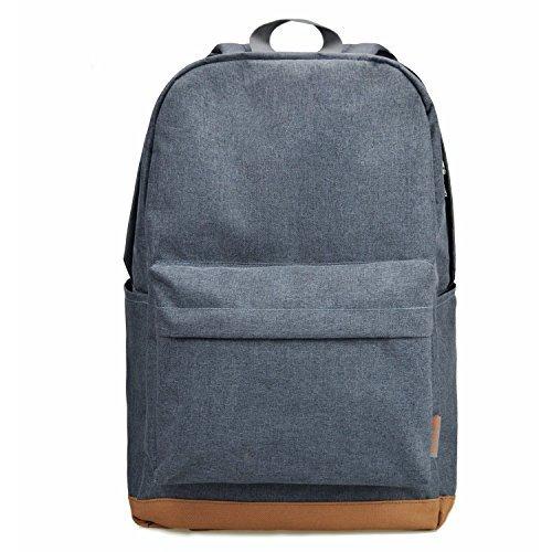 TINTAT Backpack, Book Bag, Travel Daypack, Canvas Nylon T101