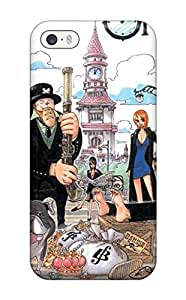 Premium Protection One Piece Whitebeards Case Cover For Iphone 5/5s- Retail Packaging