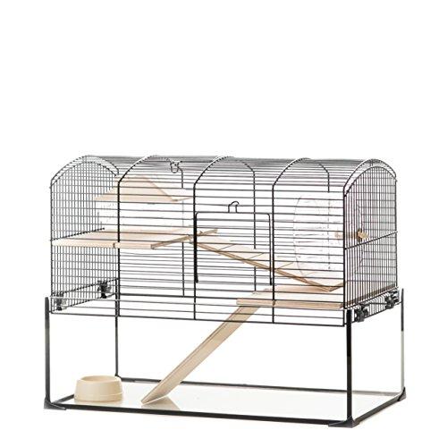Mayfair Tank - Little Friends Mayfair Gerbilarium Cage with Accessories, 51.5 x 28 x 40 cm