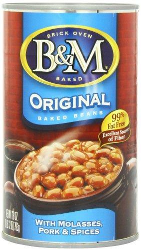 B M Baked Beans Original 28 Ounce Pack Of