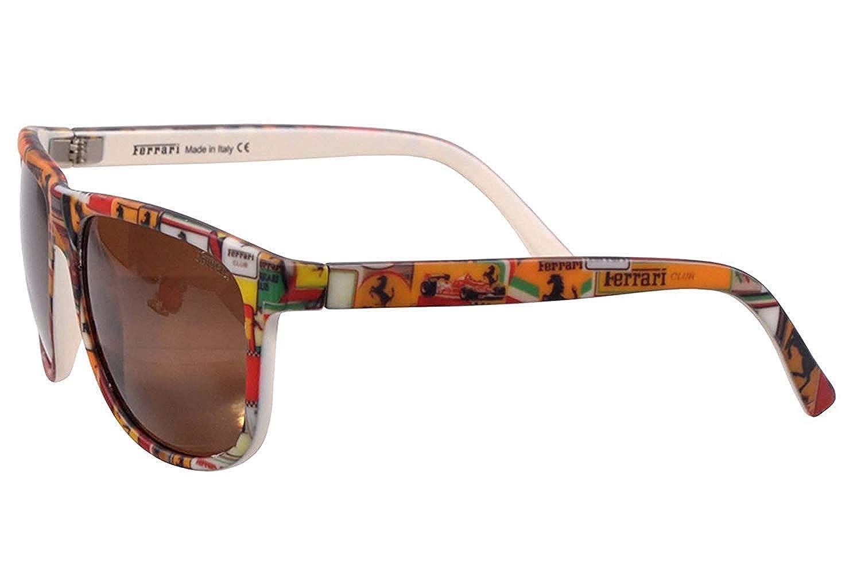 Diseño de Gafas de sol Gafas de sol Ferrari Occhiali 13690 ...