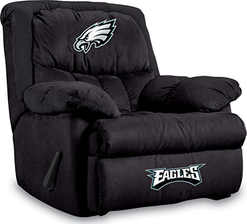 Imperial Officially Licensed NFL Furniture: Home Team Microfiber Rocker Recliner, Philadelphia - Home Team Nba Recliner
