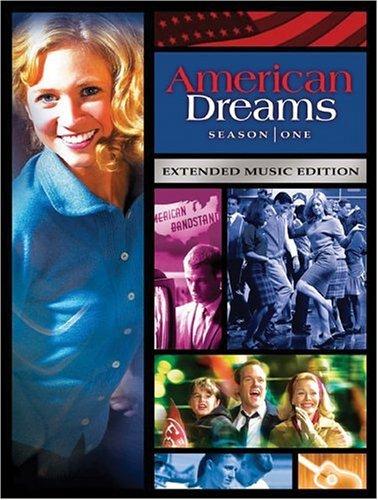 DVD : American Dreams: Season One: Extended Music Edition (Full Frame, Digipack Packaging, 7 Disc)