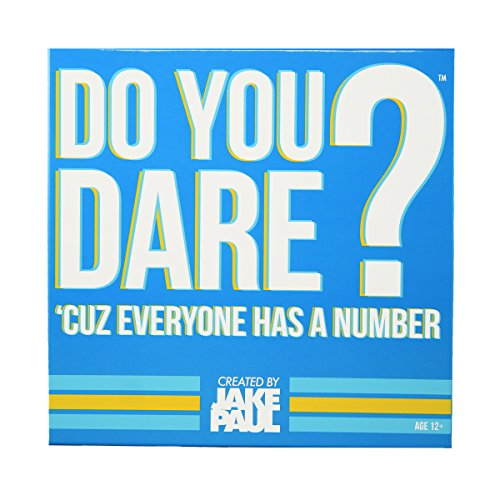 Do You Dare? A Party Game By Jake Paul]()