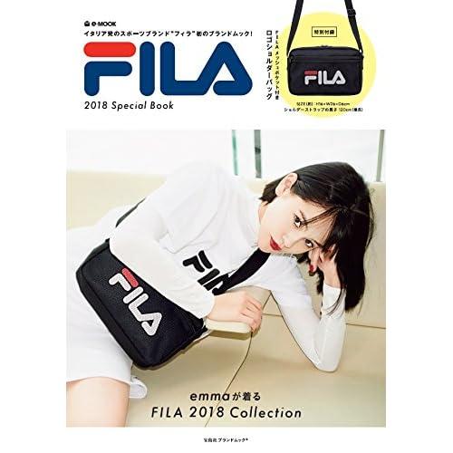 FILA 2018 Special Book 画像