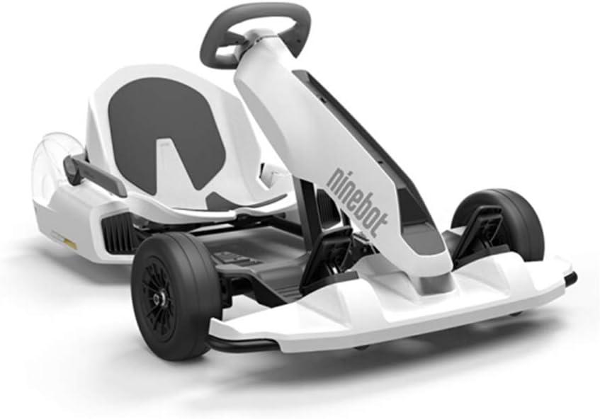 LXDDB Juego de Kit Ninebot GoKart para Segway miniPRO Transporter (Scooter de Equilibrio Propio), Big Racing Ride en un Juguete para niños y Adultos