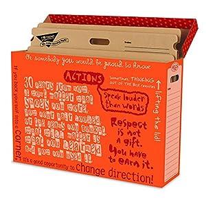Trend Enterprises Bulletin Board Storage Box (T 7004)