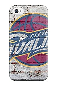 EBwEDFp4796PpKkt Faddish Nba Cleveland Cavaliers Logo Case Cover For Iphone 4/4s