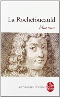 Maximes par La Rochefoucauld